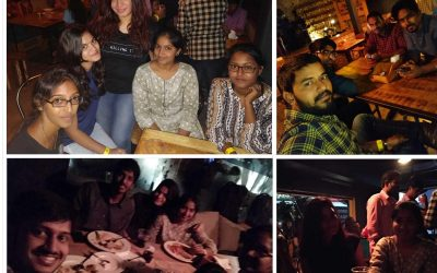 Fun filled Team outing and Quarterly party at Tvarana
